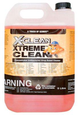 5L XClean Xtreme Clean Smaller