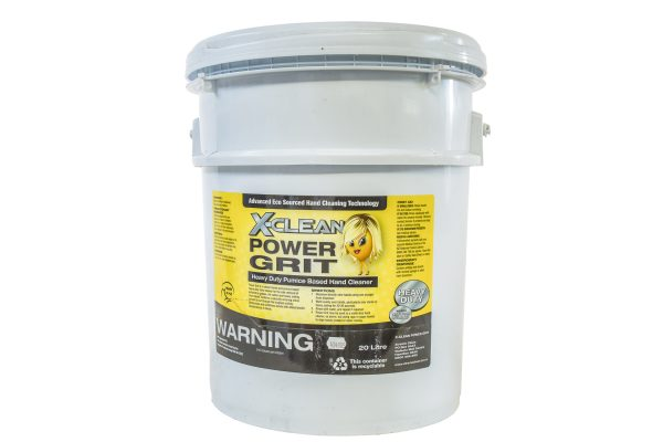 XClean Power Grit 20L Bucket (Hand Cleaner)
