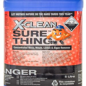 XClean Sure Thing 5L (Moss & Mould Killer)