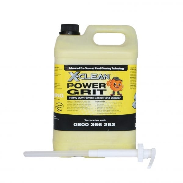 X-Clean Power Grit 5 Litres
