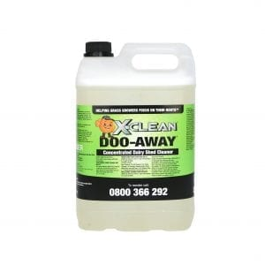 X-Clean Doo Away 5 Litre size