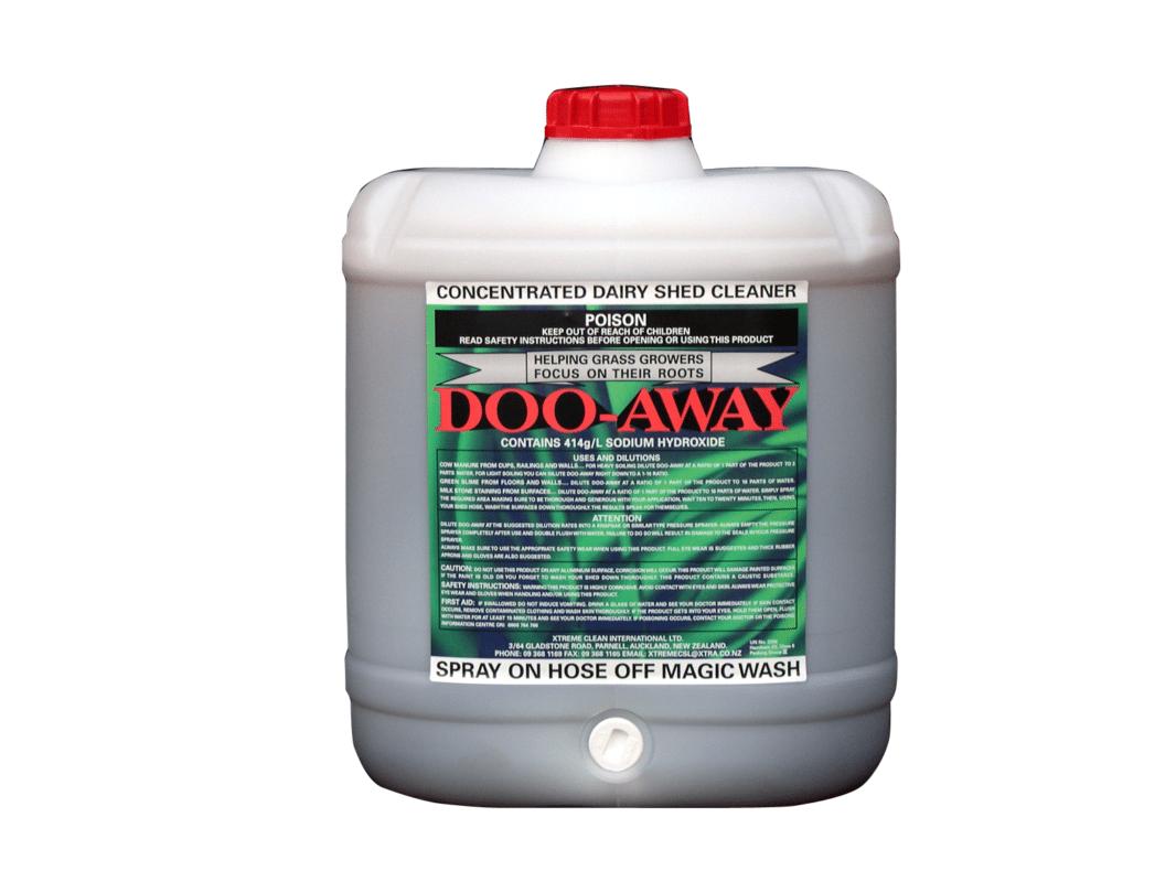 XClean Doo Away (old label)