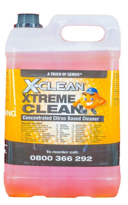 XClean Xtreme Clean