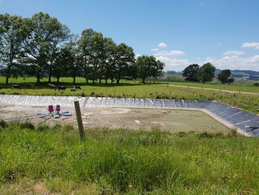 Crusty Effluent Pond